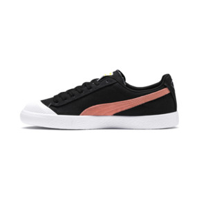 Thumbnail 8 of PUMA x DIAMOND SUPPLY Clyde Shoes, Puma Black-Diamond Blue, medium