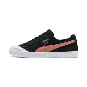 Thumbnail 1 of PUMA x DIAMOND SUPPLY Clyde Shoes, Puma Black-Diamond Blue, medium