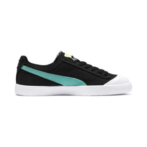 Thumbnail 6 of PUMA x DIAMOND SUPPLY Clyde Shoes, Puma Black-Diamond Blue, medium
