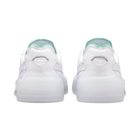 Thumbnail 4 of PUMA x DIAMOND Cali-0 Supply Sneaker, Puma White-Puma White, medium