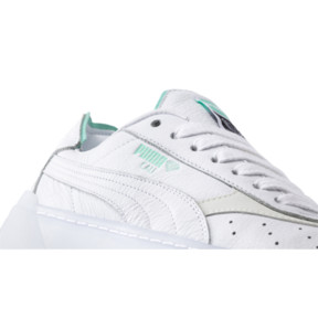 Thumbnail 9 of PUMA x DIAMOND Cali-0 Supply Sneaker, Puma White-Puma White, medium
