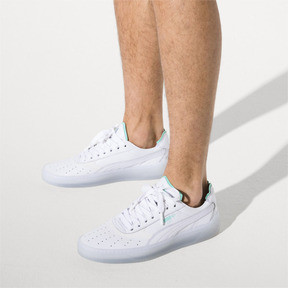 Thumbnail 2 of PUMA x DIAMOND Cali-0 Supply Sneaker, Puma White-Puma White, medium