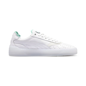 Thumbnail 6 of PUMA x DIAMOND Cali-0 Supply Sneaker, Puma White-Puma White, medium
