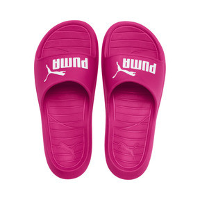 Thumbnail 6 of Divecat v2 Slides, Fuchsia Purple-Puma White, medium