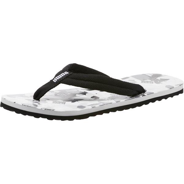 PUMA Basic Flip Flops II [blackwhite] Noir Noir Achat