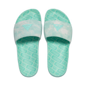 Thumbnail 7 of PUMA x DIAMOND Leadcat Sandals, Desert Flower-Diamond Blue, medium