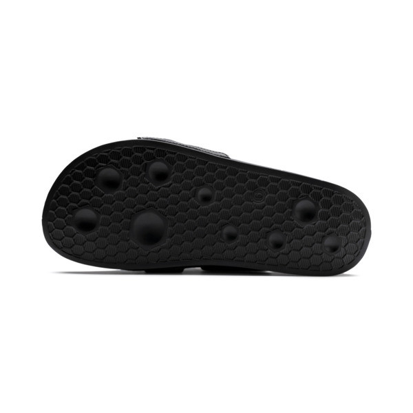 Chaussure de bain Leadcat Trailblazer Slide pour femme, Puma Black-Fuchsia Purple, large