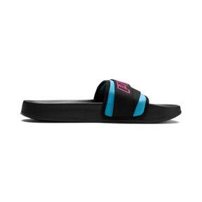 Thumbnail 5 of Chaussure de bain Leadcat Trailblazer Slide pour femme, Puma Black-Fuchsia Purple, medium