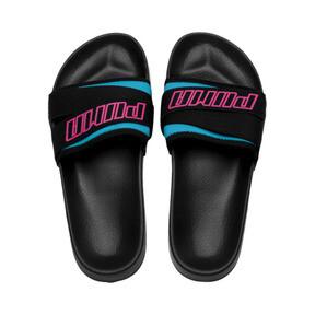 Thumbnail 6 of Chaussure de bain Leadcat Trailblazer Slide pour femme, Puma Black-Fuchsia Purple, medium