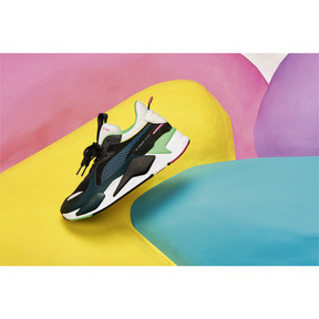 Thumbnail 8 of RS-X Toys Trainers, Puma Black-Blue Atoll, medium
