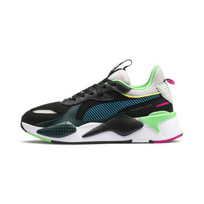 Thumbnail 1 of RS-X Toys Trainers, Puma Black-Blue Atoll, medium