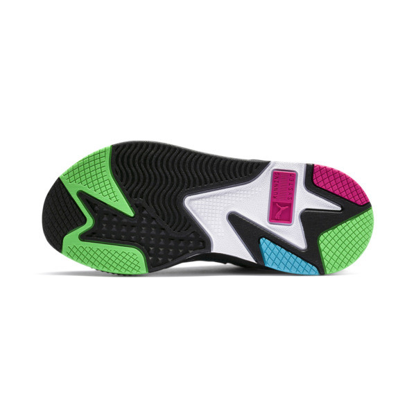 Basket RS-X Toys, Puma Black-Blue Atoll, large