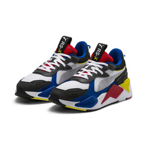 Thumbnail 4 of RS-X Toys Trainers, Puma White-Puma Royal, medium