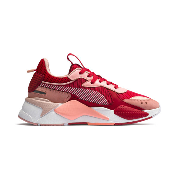 RS-X Toys Trainers, Bright Peach-High Risk Red, large