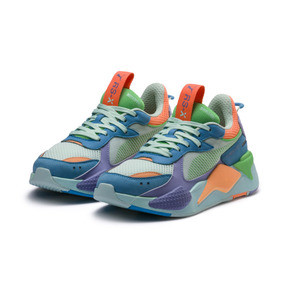 Thumbnail 2 of RS-X Toys Trainers, Bonnie Blue-Sweet Lavender, medium