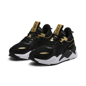 Thumbnail 4 of RS-X TROPHY Trainers, Puma Black-Puma Team Gold, medium