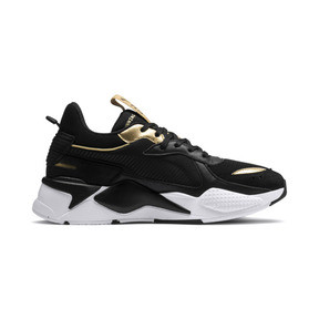 Thumbnail 7 of RS-X TROPHY Trainers, Puma Black-Puma Team Gold, medium