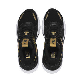 Thumbnail 6 of RS-X TROPHY Trainers, Puma Black-Puma Team Gold, medium
