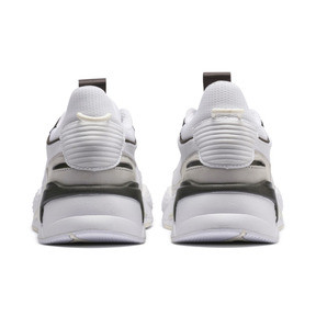 Thumbnail 4 of RS-X TROPHY Trainers, Puma White-Bronze, medium
