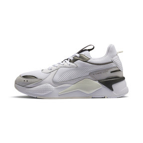 Thumbnail 1 of RS-X TROPHY Trainers, Puma White-Bronze, medium