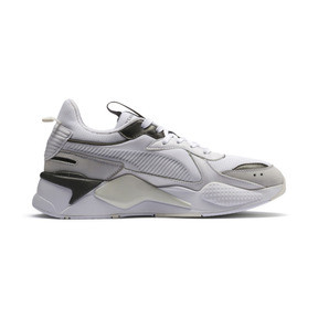 Thumbnail 5 of RS-X TROPHY Trainers, Puma White-Bronze, medium