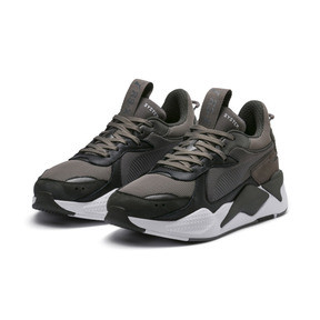 Thumbnail 3 of RS-X TROPHY Trainers, Steel Gray-Dark Shadow, medium