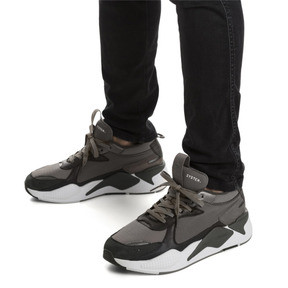 Thumbnail 2 of RS-X TROPHY Trainers, Steel Gray-Dark Shadow, medium