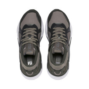 Thumbnail 7 of RS-X TROPHY Trainers, Steel Gray-Dark Shadow, medium