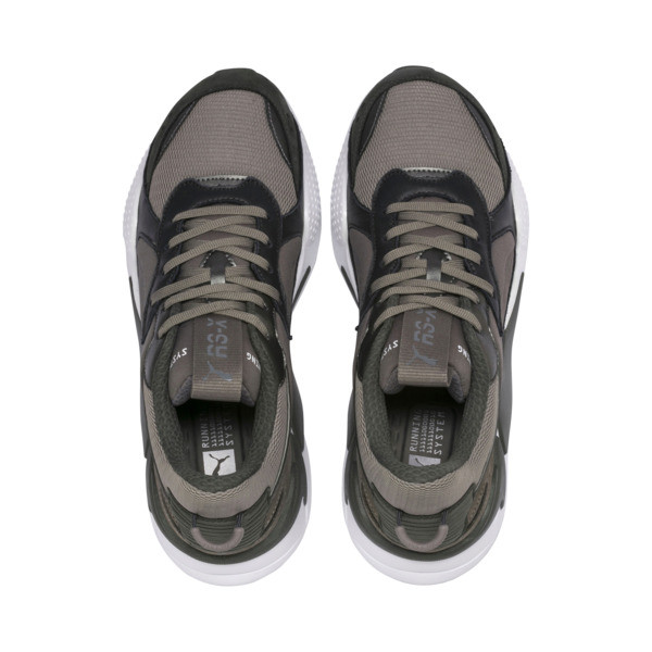 RS-X TROPHY Trainers, Steel Gray-Dark Shadow, large