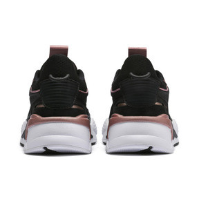 Thumbnail 3 of RS-X TROPHY Trainers, Puma Black-Rose Gold, medium