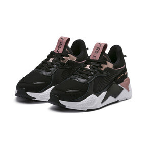 Thumbnail 2 of RS-X TROPHY Trainers, Puma Black-Rose Gold, medium