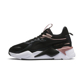 Thumbnail 1 of RS-X TROPHY Trainers, Puma Black-Rose Gold, medium