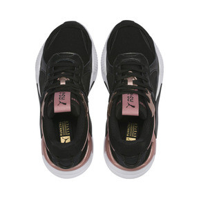 Thumbnail 6 of RS-X TROPHY Trainers, Puma Black-Rose Gold, medium