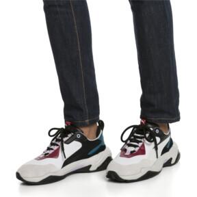 Thumbnail 2 of Thunder Rive Droite Women's Sneakers, Glacier Gray-Barbados Cherry, medium