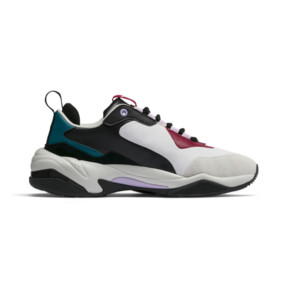 Thumbnail 6 of Thunder Rive Droite Women's Sneakers, Glacier Gray-Barbados Cherry, medium