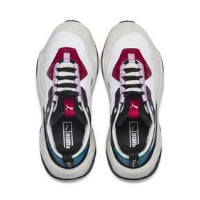 Thumbnail 7 of Thunder Rive Droite Women's Sneakers, Glacier Gray-Barbados Cherry, medium
