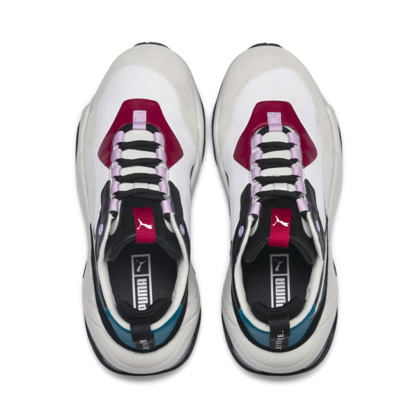 Thunder Rive Droite Women's Sneakers, Glacier Gray-Barbados Cherry, large