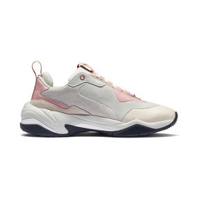 Thumbnail 6 of Thunder Rive Gauche Women's Trainers, Peach Beige-Glacier Gray, medium
