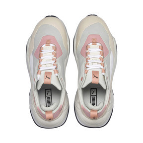 Thumbnail 7 of Thunder Rive Gauche Women's Trainers, Peach Beige-Glacier Gray, medium