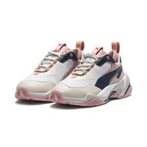Thumbnail 3 of Thunder Rive Gauche Women's Trainers, Dress Blues-Peach Beige, medium