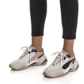 Thumbnail 2 of Thunder Rive Gauche Women's Trainers, Dress Blues-Peach Beige, medium