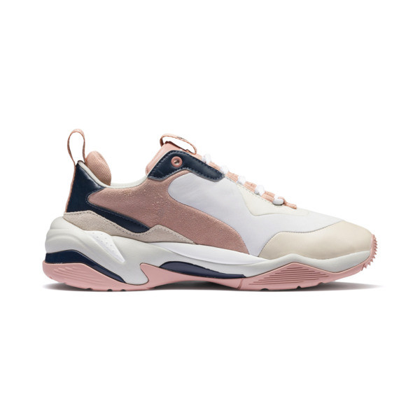 Thunder Rive Gauche Women's Trainers, Dress Blues-Peach Beige, large