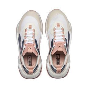 Thumbnail 7 of Thunder Rive Gauche Women's Trainers, Dress Blues-Peach Beige, medium