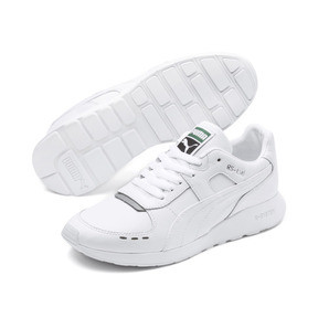Thumbnail 3 of RS-150 Women's Trainers, Puma White-Puma White, medium