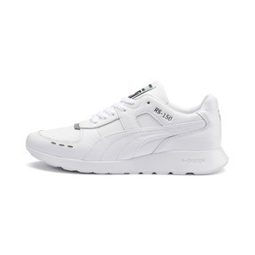 Thumbnail 1 of RS-150 Women's Trainers, Puma White-Puma White, medium