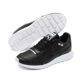 Thumbnail 3 of RS-150 Women's Sneakers, Puma Black-Puma Black, medium