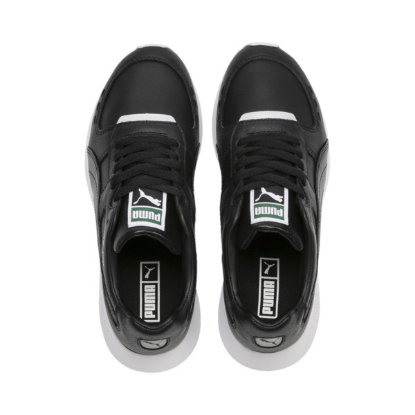 RS-150 Women's Trainers, Puma Black-Puma Black, large