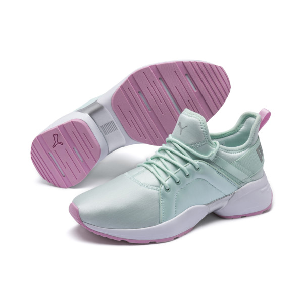 Sirena Trailblazer Women's Sneakers, Fair Aqua-Pale Pink, large