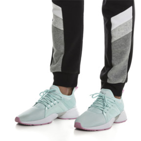 Thumbnail 7 of Sirena Trailblazer Women's Sneakers, Fair Aqua-Pale Pink, medium