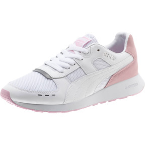 Thumbnail 1 of RS-150 Contrast Women's Sneakers, Puma White-Pale Pink, medium
